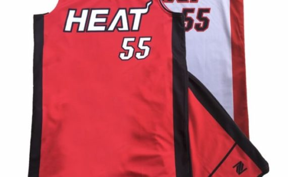 Heat Basketball Complete Uniform Package 2017